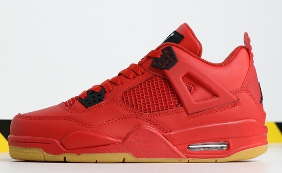 Zapatillas Nike Air Jordan 4 Singles Day Ora
