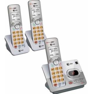 Teléfono Att Inalámbrico, Identificador De Lllamada Y En Espera