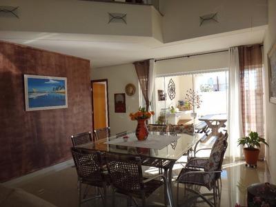 Excelente Sobrado 3 Suítes À Venda, Condomínio Residencial Colinas Do Sol, Sorocaba. - Ca0338