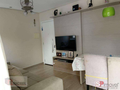 Apartamento Residencial À Venda, Vila Ema, São Paulo. - Ap1421