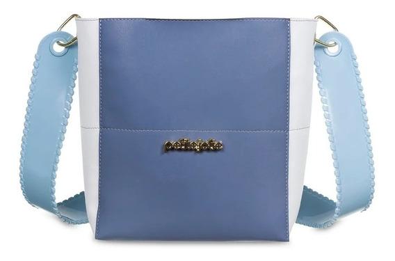 Bolsa Keen Petite Jolie Azul Pj4280