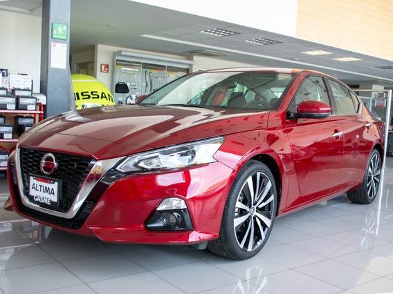 Nissan Altima Exclusive Cvt 2019