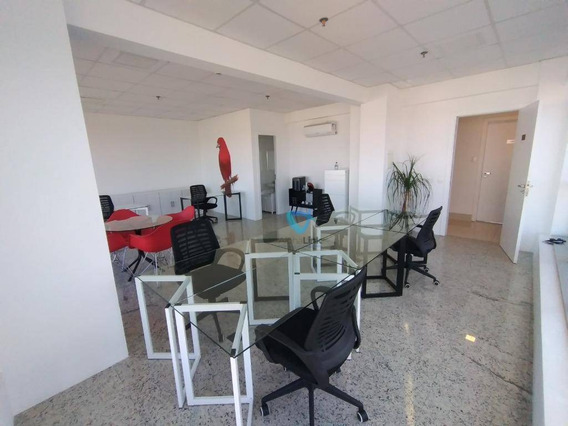 Sala Para Alugar, 46 M² Por R$ 1.800,00/mês - Alphaville Empresarial - Barueri/sp - Sa0028