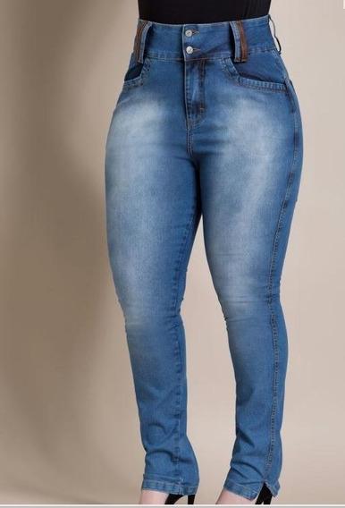 Calça Jeans Plus Size Feminina-cod.uni000351-universizeplus