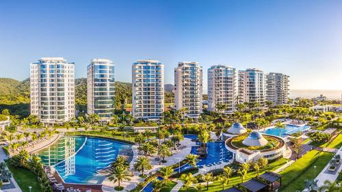 Imagem 1 de 14 de Apartamento Na Praia Brava - Brava Home Resort