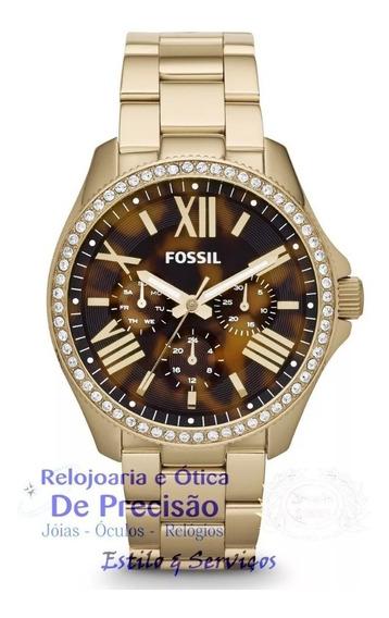 Relógio Fossil Cecile Multi-função Am4498/4dn