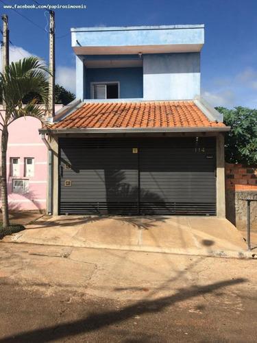 Imagem 1 de 15 de Casa Para Venda Em Tatuí, Jardim Santa Rita De Cássia, 3 Dormitórios, 1 Suíte, 3 Banheiros, 2 Vagas - 700_1-1721420