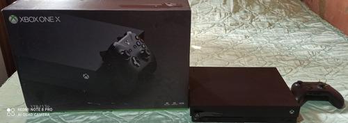 Imagem 1 de 3 de  Vendo Xbox One X Roda Jogos Em 4k