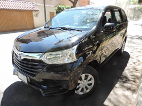 Toyota Avanza 2017 1.5 Le Mt Manual Electrica