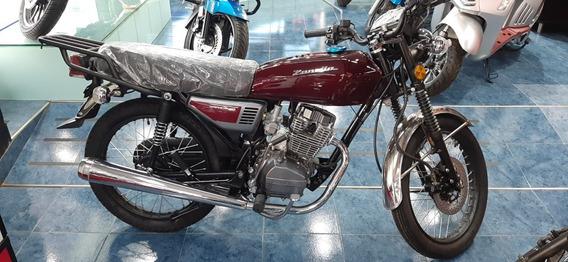 Moto Zanella Sapucai 150f 150f Disco 0km 2020