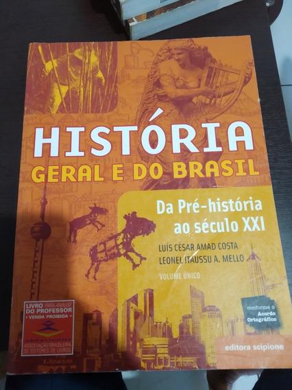 História Geral E Do Brasil (do Professor)