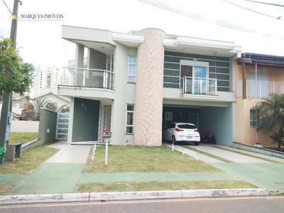 Sobrado Residencial À Venda, Jardim Esplendor, Indaiatuba. - So2772