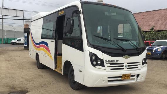 Bus Con Bodega Amplia