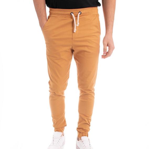 Pantalon Hombre Jogger Babucha Con Puño!!