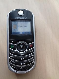 Celular Motorola C139 Gsm
