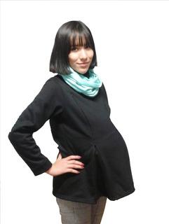 Sudadera Para Embarazo Y Lactancia, Ropa De Maternidad Mamá