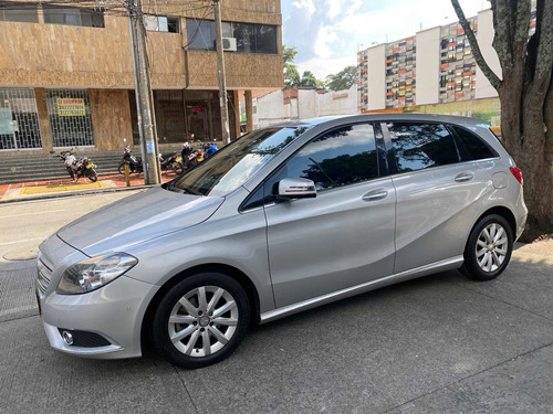 Mercedes-benz Clase B 2014 1.6 Blueefficiency Cgi