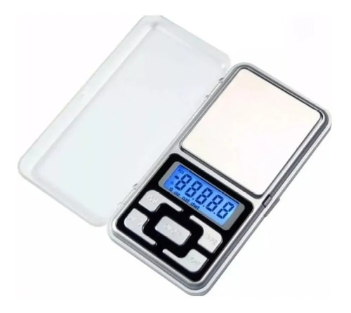 Mini Balanza Portable Pocket Scale Digital 0.1 A 500gramos