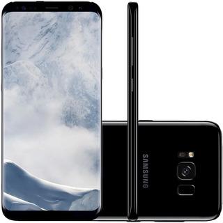 Samsung Galaxy S8 G950 Preto De Vitrine