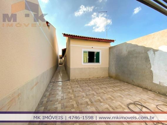 Casa Nova Com 3 Dorm, 1 Suíte Em Suzano/sp - 815