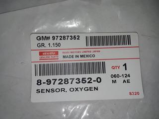 Sensor De Oxigeno Luv Dmax 3.5
