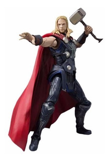 S.h. Figuarts Marvel - The Avengers Age Of Ultron - Thor