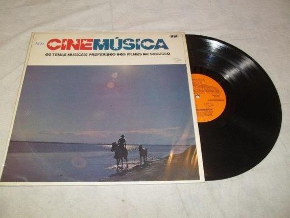 Lp Vinil - Cine Música Temas Musicais Preferidos Dos Filmes
