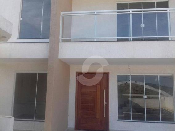 Casa Residencial À Venda, Arsenal, São Gonçalo. - Ca0324