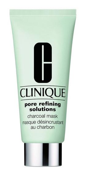 Máscara Facial Clinique Pore Refining Solutions Charcoal Mask 100ml