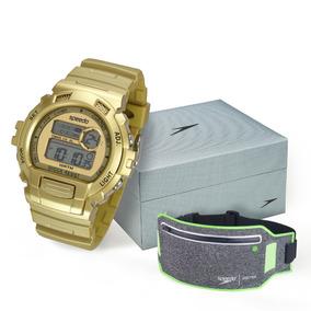Relógio Kit Feminino Speedo 65083l0evnp3k5 Promo Dia Dos Pai