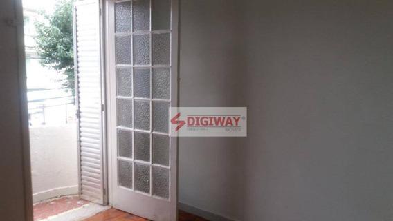Casa Com 2 Dormitórios À Venda, 110 M² Por R$ 549.000 - Cambuci - São Paulo/sp - Ca0213