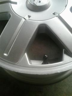 Rin 14 Chevrolet Corsa - Aveo Aluminio Original