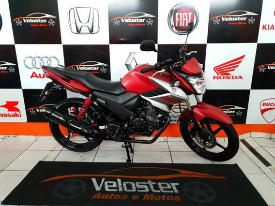 Yamaha Ys 150 Fazer Sed | Único Dono