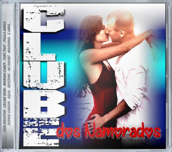 Clube Dos Namorados - Cd Raro Lacrado Rsa Music