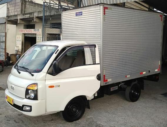 Hyundai- Hr - Bau - Primeiro Utilitario