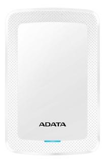 Disco duro externo Adata HV300 AHV300-2TU31 2TB blanco