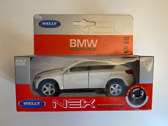 Welly Bmw Series X6