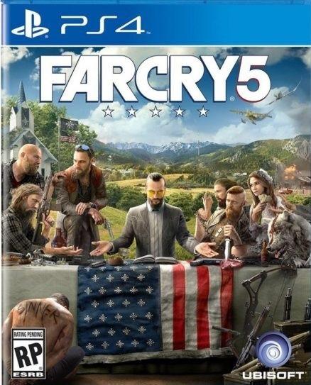 Far Cry 5 Ps4 Jogo Digital Game Psn Dublado
