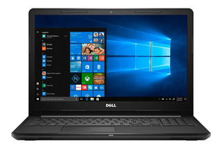 Notebook Dell Inspiron 3567 Intel I3 4 Gb 1 Tb W10 Cuotas