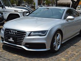 Audi A7 2014 S Line Plata