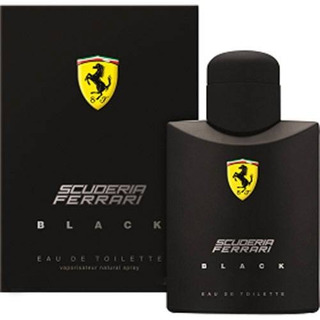 Perfumes Importados Ferrari Black 125ml