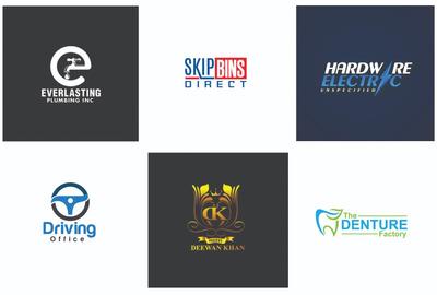 Logo, Logomarca, Logotipos Profissionais