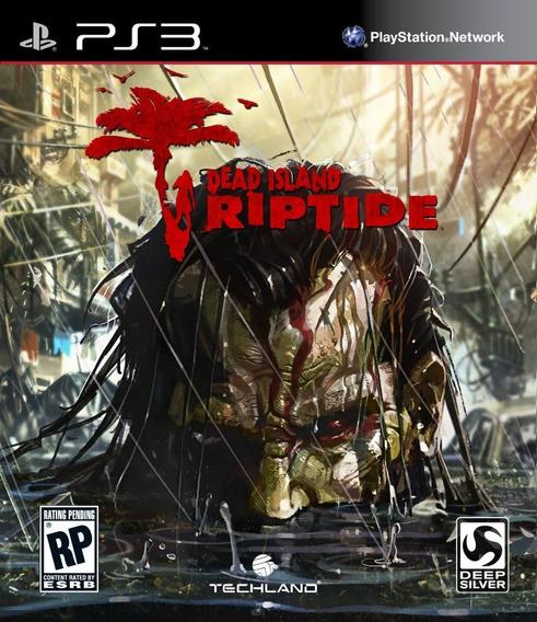 Dead Island Riptide Na Play 3 Jogo Em Oferta