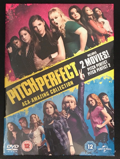 Pitch Perfect 1 Y 2 - 2 Dvd, Subtítulos Ver Descripción!