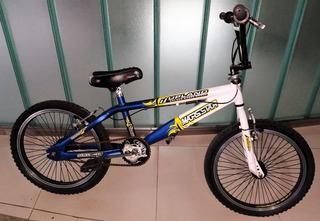 Bicicleta Bmx Impecable Casi No Se Uso