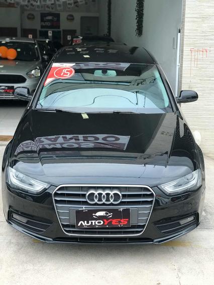 Audi A4 1.8 Tfsi Attraction Multitronic 4p 2015