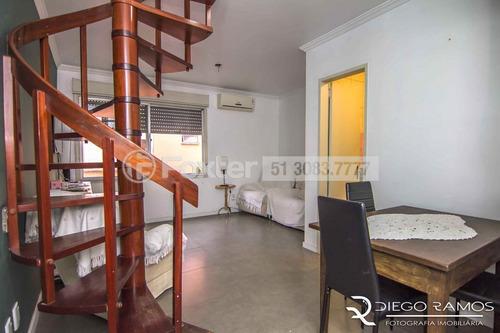 Imagem 1 de 14 de Cobertura, 2 Dormitórios, 53.24 M², Cidade Baixa - 139708
