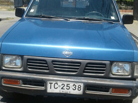 Nissan D 21 Doble Cabina