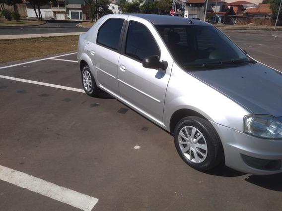 Renault Logan 2011 1.0 16v Up Hi-flex 4p
