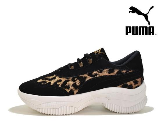 Tenis Puma Plataforma Femme Feminino Promoção